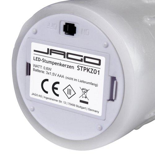 Jago-STPKZ01-3er-FB-FW-Velas-LED-Cambio-de-color-con-mando-a-distancia-0-2