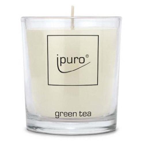 Vela aromática (té verde) IPU0245 de  ipuro