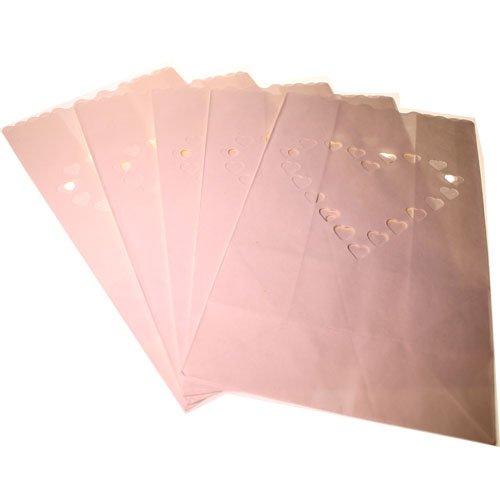 Linternas-de-papel-para-velas-en-papel-de-t-Corazones-paquete-de-10-decoracin-para-fiestas-bodas-y-cumpleaos-por-Kurtzy-TM-0-0