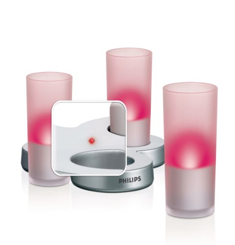 Philips-Imageo-CandleLights-Set-de-3-velas-con-tecnologa-LED-color-blanco-luz-roja-0-3