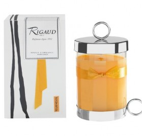 Vela tamaño grande color amarillo BGM287753 Tournesol de Rigaud