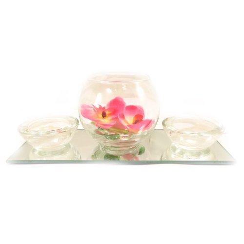 Set-velas-flotantes-Belle-De-Soieespejo-rosa-0-6