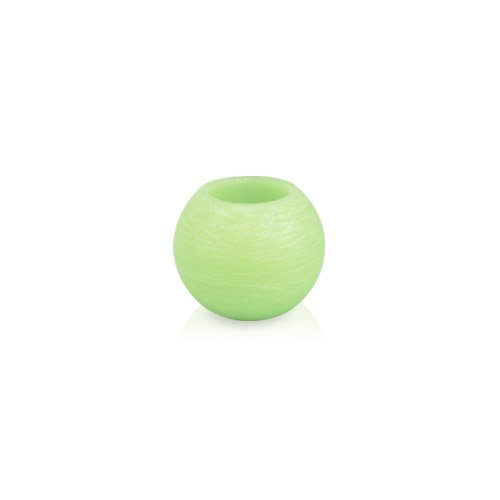 Vela led redonda color verde 2475 de Skylantern Original