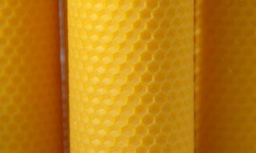 2-Panal-grande-velas-Cera-de-abejas-velas-de-cera-de-la-selva-negro-Vela-Manufaktur-Altura-18-cm-dimetro-5-cm-0-1