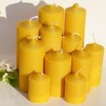 2-Panal-grande-velas-Cera-de-abejas-velas-de-cera-de-la-selva-negro-Vela-Manufaktur-Altura-18-cm-dimetro-5-cm-0-2