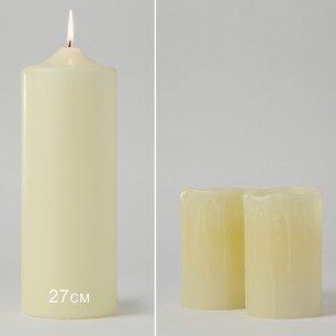 Conjunto-de-2-velas-de-LED-de-cera-natural-con-reloj-automtico-0-3
