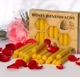 Figura-Santa-Paquete-de-velas-20-unidades-Cera-pura-de-panal-de-abejas-0-0