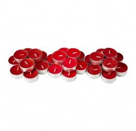 Set de 30 velas Ikea con aroma a bayas dulces