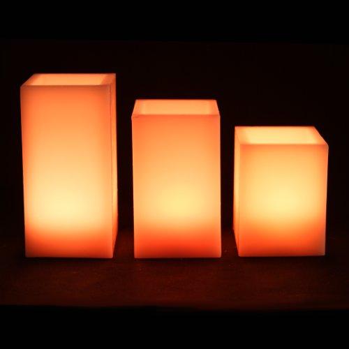 Mooncandles-Juego-de-3-velas-cuadradas-con-aroma-de-vainilla-y-mando-a-distancia-para-cambiar-el-color-101-127-y-152-cm-0-2