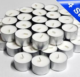 Conjunto de 100 velas pequeñas de Nordlicht Kerzen