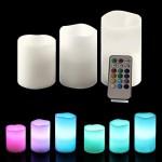 Ohuhu–3-lleno-vela-LED-con-Control-Remoto-de-18-Teclas-Blanca-0-0