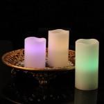 Ohuhu–3-lleno-vela-LED-con-Control-Remoto-de-18-Teclas-Blanca-0-2