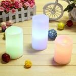 Ohuhu–3-lleno-vela-LED-con-Control-Remoto-de-18-Teclas-Blanca-0-6