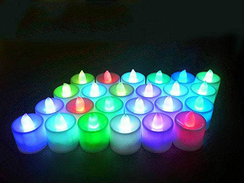 Rightwell-24-Pcs-LED-vela-Electrnica-Multi-Propsito-Mini-vela-Cambiante-del-Color-de-la-vela-Incluye-Batera-multicolor-0-3