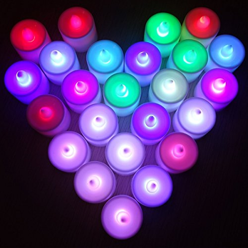Rightwell-24-Pcs-LED-vela-Electrnica-Multi-Propsito-Mini-vela-Cambiante-del-Color-de-la-vela-Incluye-Batera-multicolor-0-6