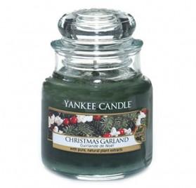Vela aromática Yankee Candle con extractos de plantas
