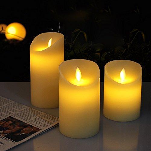 iDOO-Aterciopelada-Vainilla-Perfumado-llama-temblorosa-LED-Vela-15-cm-0-2