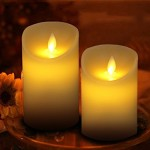 iDOO-Aterciopelada-Vainilla-Perfumado-llama-temblorosa-LED-Vela-15-cm-0-3