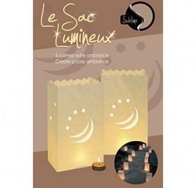 Compra velas y cirios online al mejor precio - Bolsas de papel para velas ...