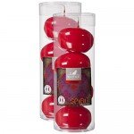 8 velas flotantes Le Chat, modelo amapola roja